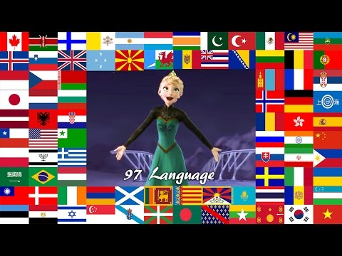 Let It Go - 97 Language
