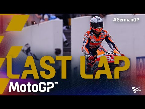 MotoGP™ Last Lap |2021 #GermanGP
