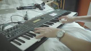 JUNO-DS Synth Scene-3: From flash of inspiration to finished arrangement – get it done fast