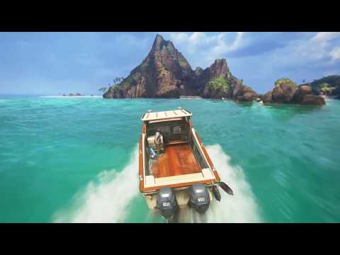 Delightful Cruise on the Indian Ocean | Chapter 12 | Uncharted 4 for PS4