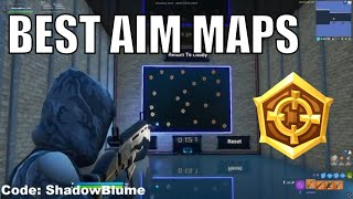 BEST AIM TRAINING MAPS   FORTNITE CREATIVE (WITH CODES)