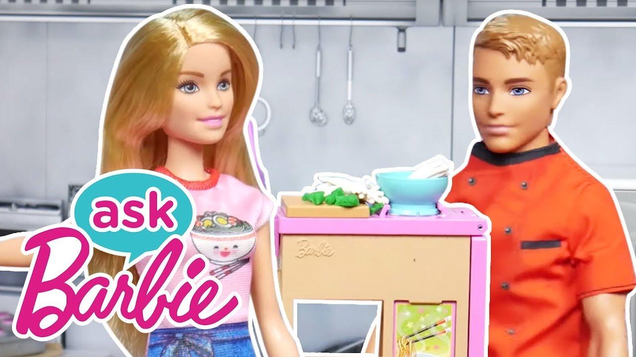 Frag Barbie: Alles rund um Traumberufe! | @Barbie Deutsch