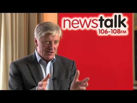 Pat Kenny's full interview with Newstalk