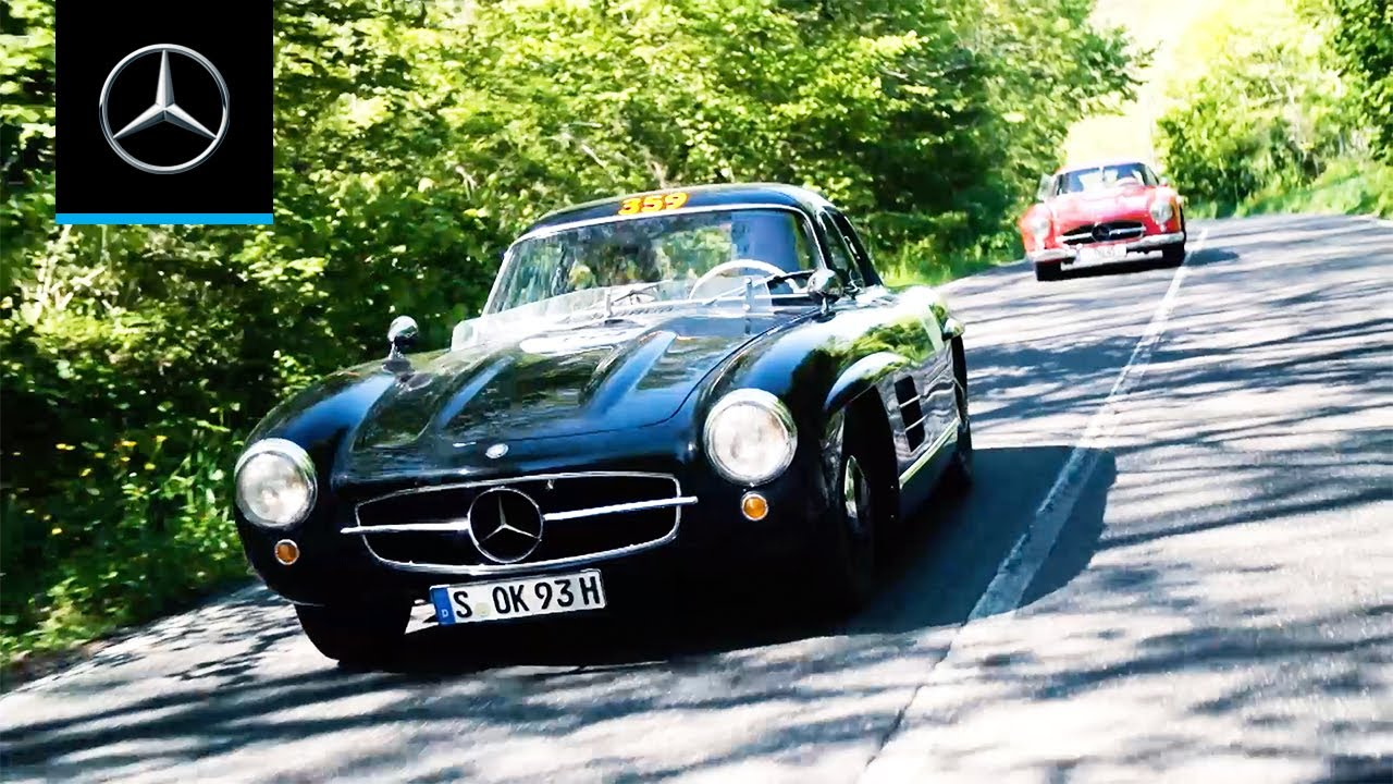 1,000 Miles in the Mercedes-Benz 300 SL: Magnus Walker at Mille Miglia