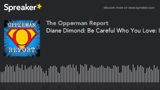 Diane Dimond: Be Careful Who You Love: Inside the Michael Jackson Case 2014 03 14