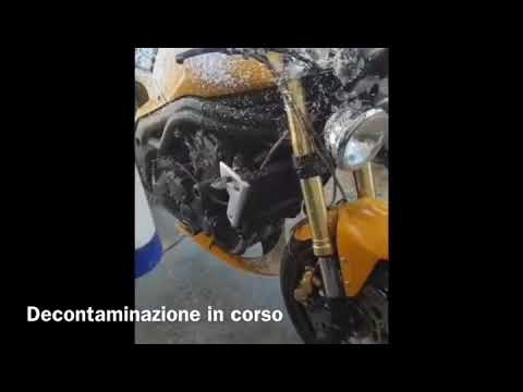 Decontaminazione carrozzeria