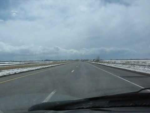 Road to Alpine Utah