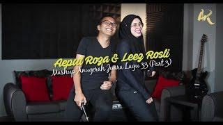 Gambar cover Aepul Roza & Leez Rosli - Mashup Anugerah Juara Lagu 33 (Part 3).