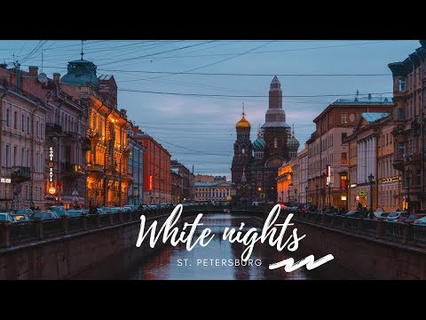 Our trip to St.Petersburg | White nights in Russia | 2019