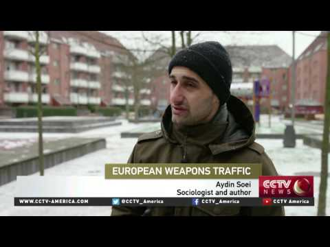 Europe's weapons black market