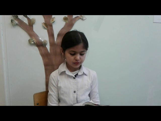 Изображение предпросмотра прочтения – МаргаритаМихай читает произведение «Еще весны душистой нега» А.А.Фета