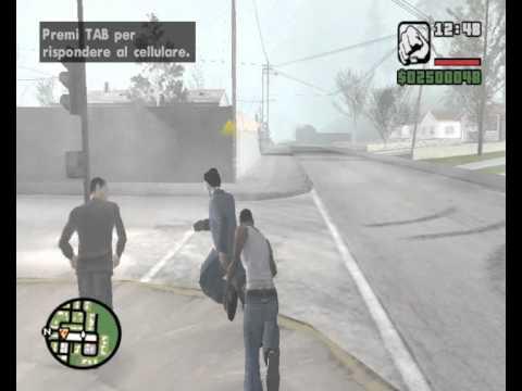 Michael Myers In GTA SA!