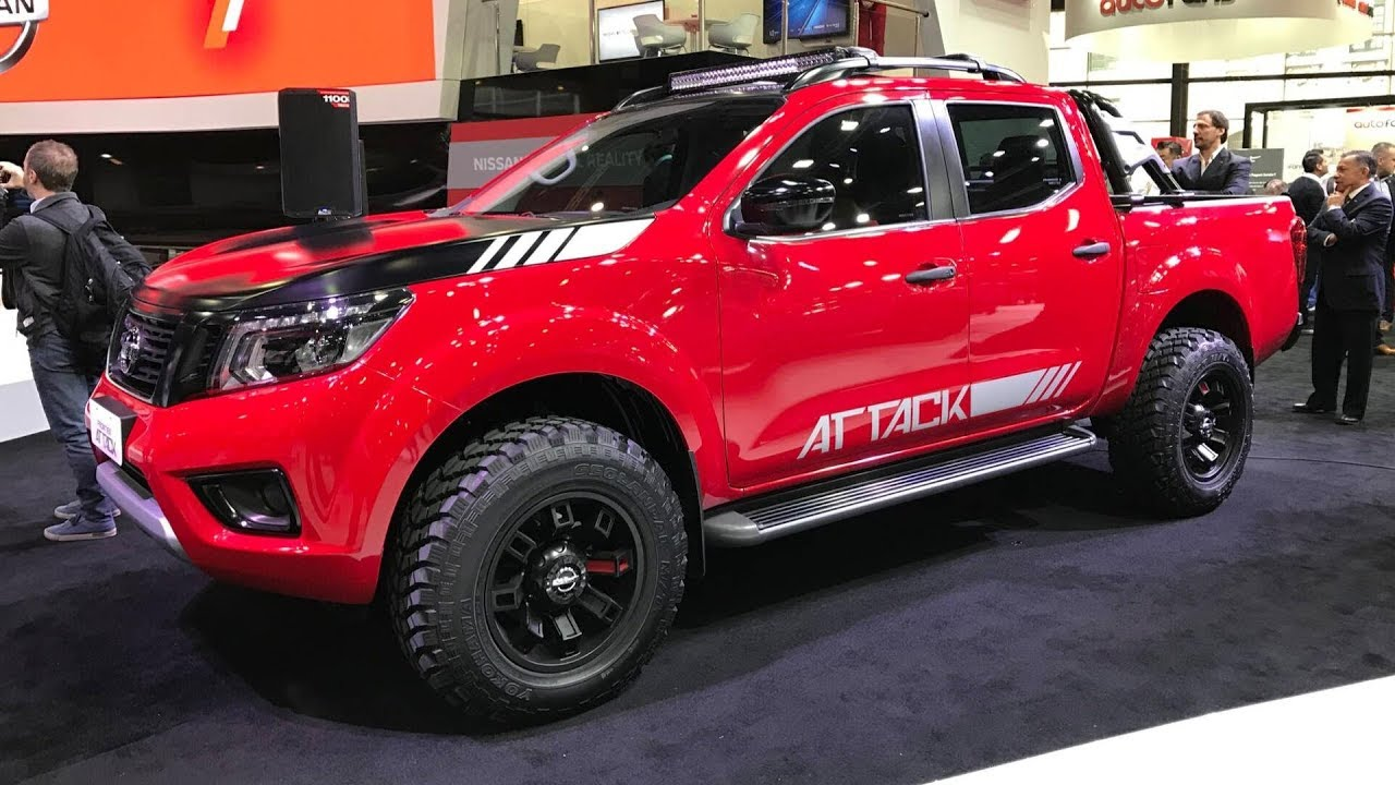 Nissan Frontier Attack 2018 Detalhes Top Carros Youtube