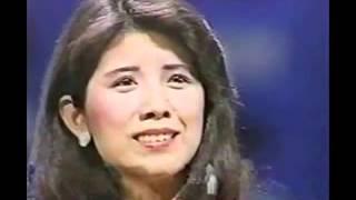 冬のリヴィエラ 森昌子 Mori Masako.