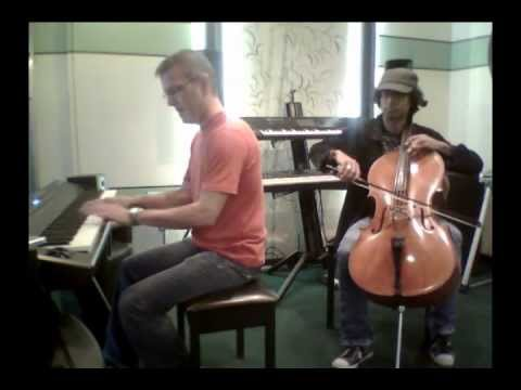 Kurzweil SP4-8 and Cello con Boris Marcano Y Christian Seher.