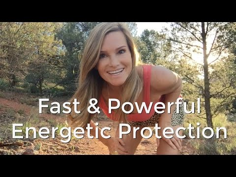 Armor of Light - Powerful Energetic Protection in only 5 minutes!!  - Sandra Rolus