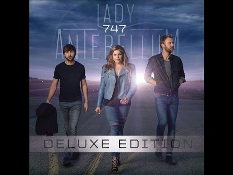 Lady Antebellum Down South - Lyrics