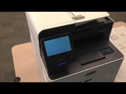 Xerox® WorkCentre® 6515 Scan to E-Mail Set-up - YouTube