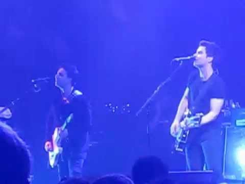 stereophonics - mr and mrs smith - live - bournemouth - bic - 2/12/15