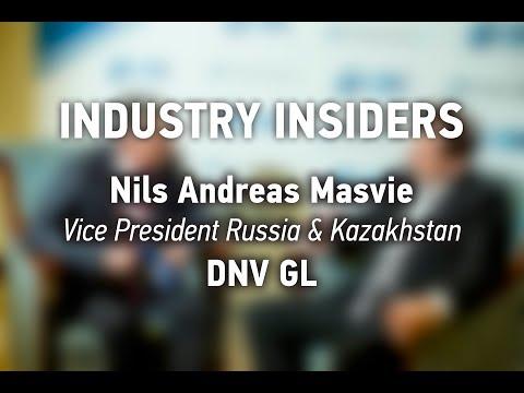 INDUSTRY INSIDERS Black Sea Oil & Gas 2017 Nils Andreas Masvie, DNV GL