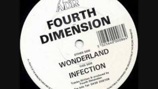 Dave Charlesworth (Fourth Dimension) - Wonderland