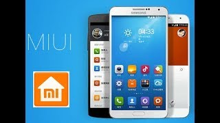 How To Install Miui Home Launcher on Any Android Look Miui8