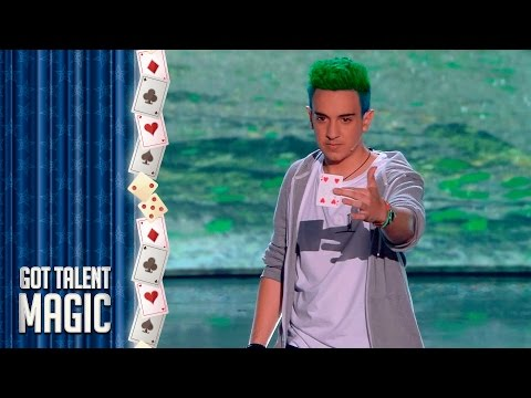 The Roker, our own Harry Potter | Special Magic | Spain's Got Talent 2017