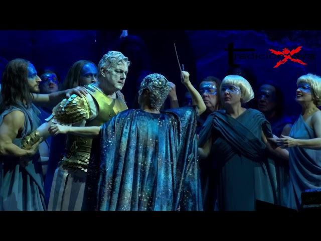 Norma, de Bellini, en la Ópera de Lieja