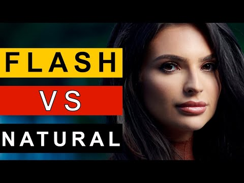 7 Reasons Why Flash Is Better For Portraits Than Natural Light