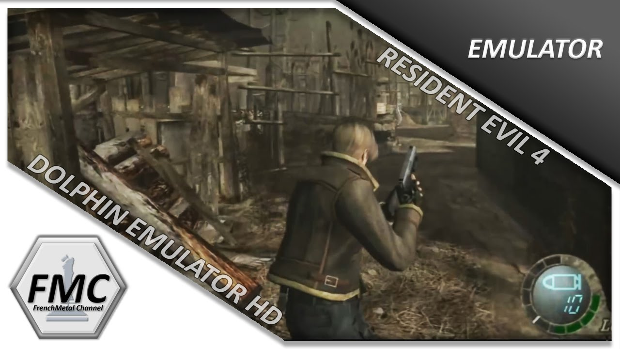 FMC - Resident Evil 4 HD 1080p with widescreen hack (16/9