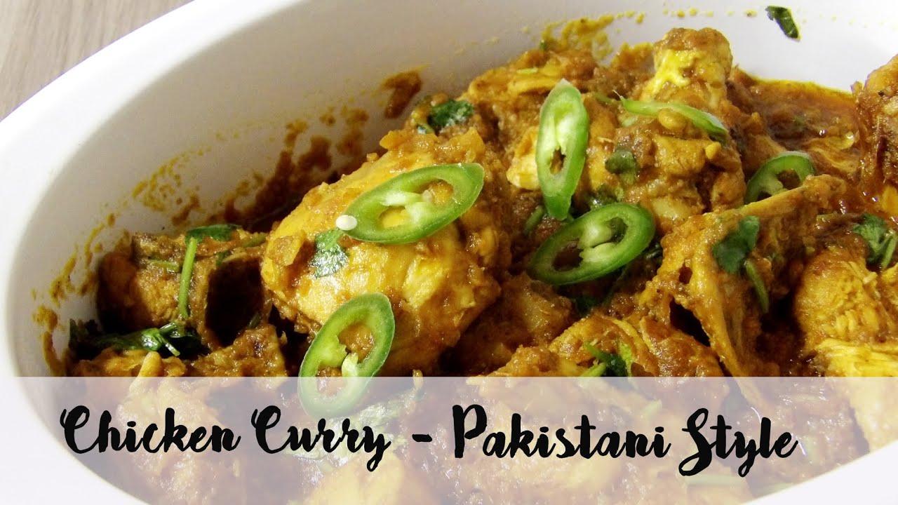 Pakistani Chicken Curry Recipes | www.pixshark.com ...