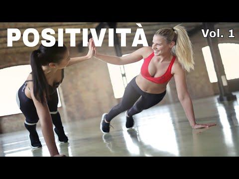 Audio Frasi motivazionali: la POSITIVITÀ Vol. 1 - Video su motivazione, Entusiasmo e #Autodisciplina