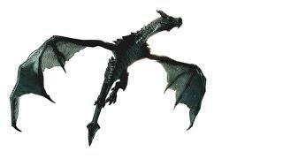 Летающий дракон. Реальная съёмка. Видео 2018