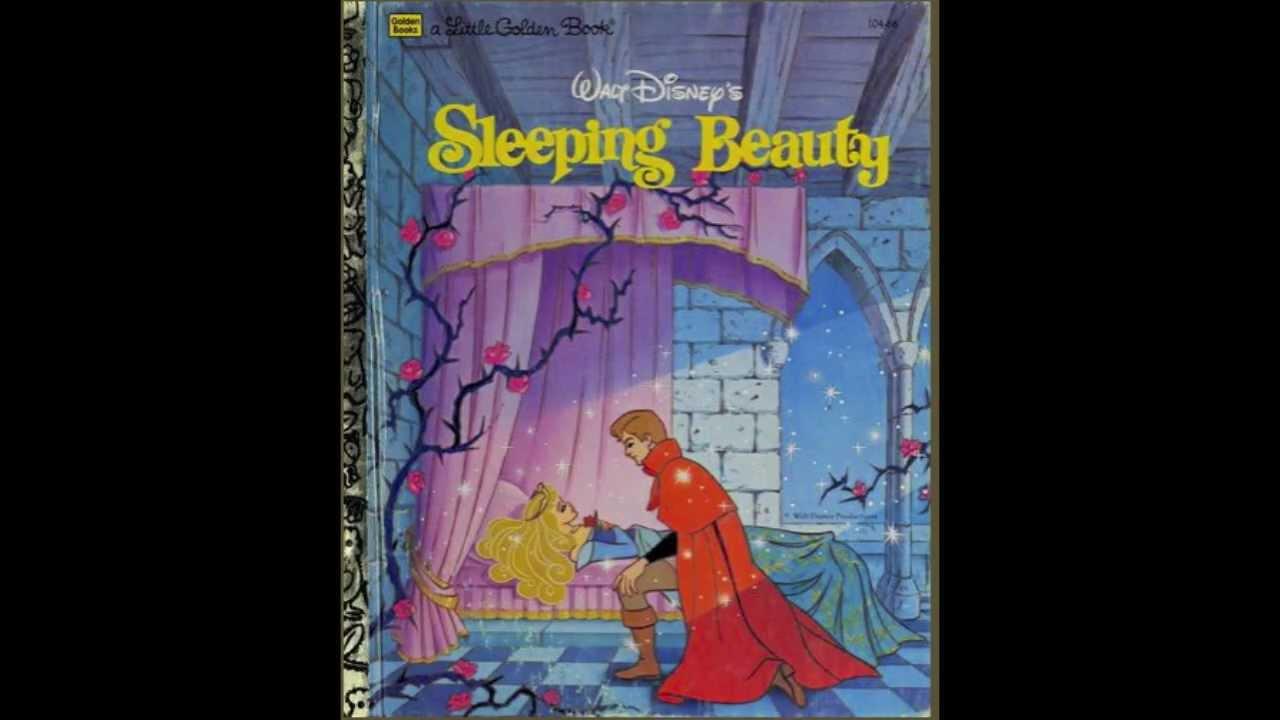 sleeping beauty story book pdf