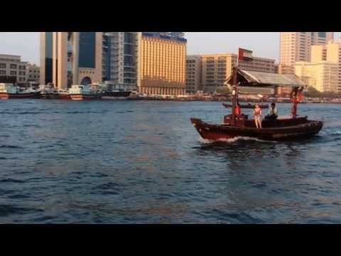 Life of Dubai Creek