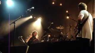 Ben Howard - The Fear (live) - Haldern Festival 2012, 10 August 2012