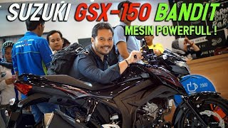 Video Review Suzuki GSX150 BANDIT Indonesia | MESIN GANAS download MP3, 3GP, MP4, WEBM, AVI, FLV September 2018