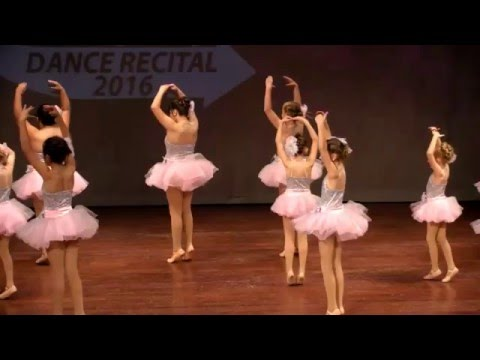 InMotion Dance Recital 5/7/16
