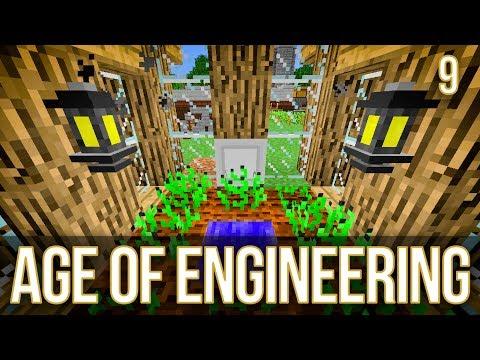 Basic Greenhouse | Age of Engineering | Episode 9