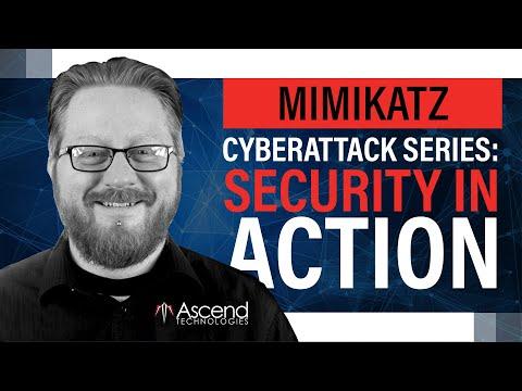 Cyberattack Series: Mimikatz