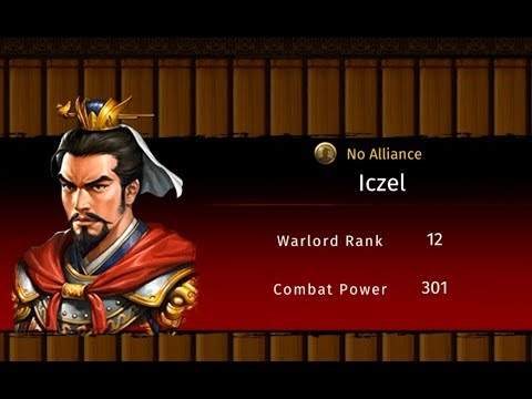 Puyang First Siege The Legend of CaoCao RTK by Nexon iOS Mobile Gameplay 06