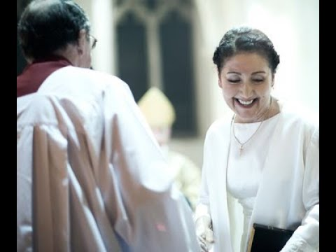 The Rite of a Consecrated Virgin 12th September 2018 Ceremony