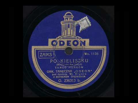 Tadeusz Faliszewski - Po kieliszku. (Tango)