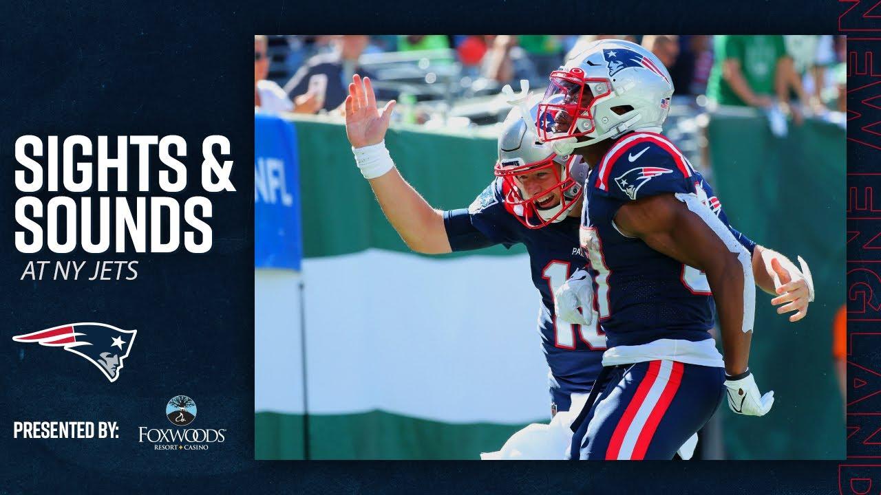 """""""Put 'em on alert!""""   New England Patriots Mic'd Up vs. Jets (NFL Week 2)   Sights & Sounds"""