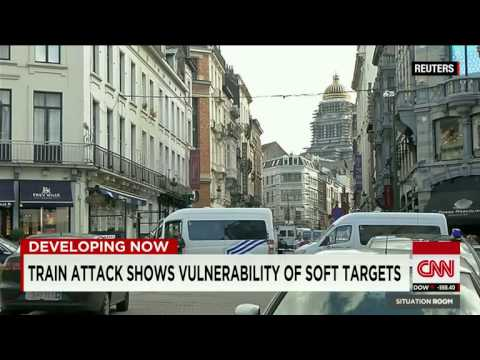 How vulnerable are citizens to terror attacks -   CNN Video