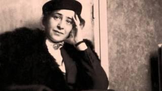 Hannah Arendt - Autorität und Freiheit sind keineswegs Gegensätze