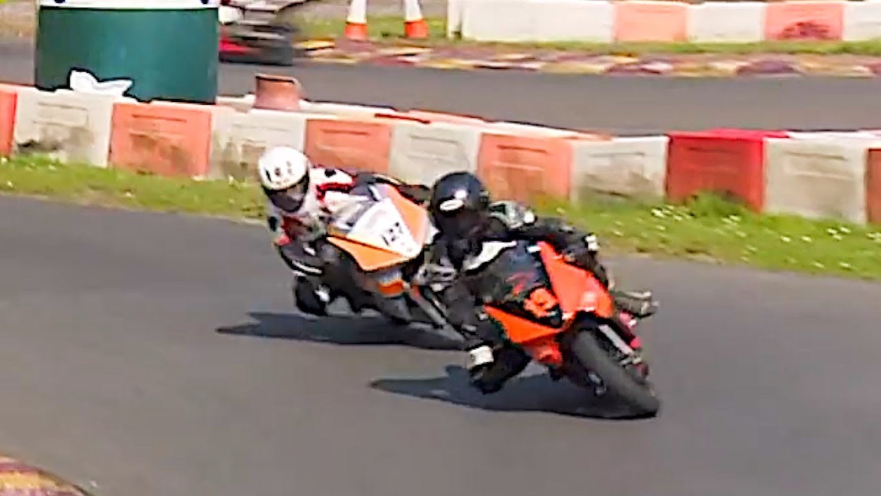 MiniGP50 Motorcycle Racing for Kids from 8 years old: Rowrah ...