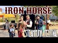 IRON HORSE STEAMPUNK COSPLAY FESTIVAL + VINTAGE TRAIN MUSEUM + MAGIC SHOW (SoCal) HD