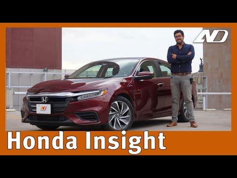 Honda Insight - Cómo tener un híbrido sin verte mal en el intento