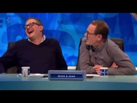 """""""I Love Venn Diagrams"""" - 8 Out of 10 Cats Does Countdown - (S7E5) HD"""